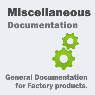 Miscellaneous Documentation